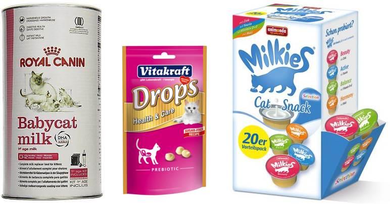 Royal Canin Animonda Milkies Katzen Milch